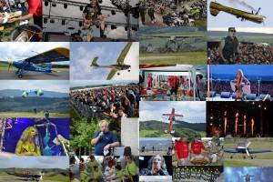 Rok 2013 na letišti. Létání i spousta hojně navštívených akcí.